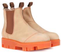 Ankle Boots Tillay aus Leder