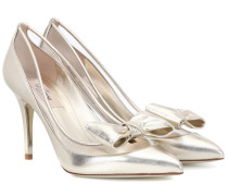 Pumps Dollybow aus Leder