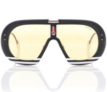 Aviator-Sonnenbrille Ski-ll