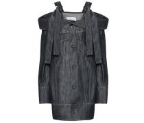Oversize-Jacke aus Denim