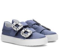 Sneakers Sneaky Viv' 2 aus Seidensatin