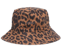 Bedruckter Hut aus Baumwolle