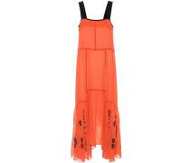 Verzierte Kleid aus Seide