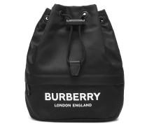 Bedruckte Bucket-Bag Phoebe