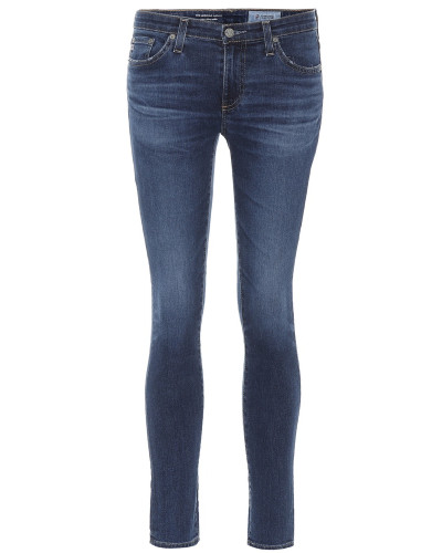 Jeans The Legging Ankle aus Baumwolle