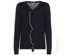 Pullover aus Kaschmir, Wolle und Seide