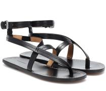 Sandalen Jookee aus Leder