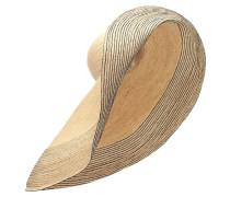 Hut Spinner aus Raffiabast
