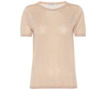 T-Shirt Ascona mit Seidenanteil