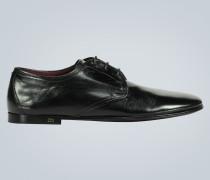 Derby-Schuhe aus Leder