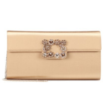 Schultertasche Flower Buckle Envelope