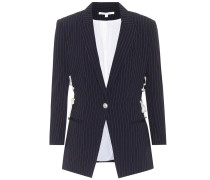 Blazer Taylor Lace Up Dickey