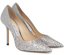 Pumps Love 100 aus Glitter