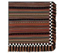Schal mit Seide und Wolle