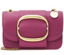 Tasche Hopper Small aus Leder