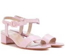 Sandalen Sophie aus Lackleder