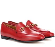 Loafers Jordaan aus Leder