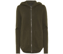 Hoodie aus French Terry Baumwolle