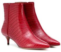 Ankle Boots Quant aus Leder
