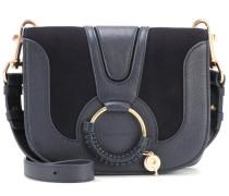 Tasche Hana Hobo Small aus Leder
