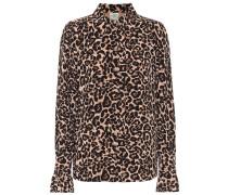 Bedruckte Bluse Macy
