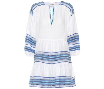 Minikleid Welela aus Baumwolle