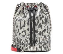 Verzierte Bucket-Bag Marie Jane