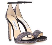 Sandalen Misty 120 mit Glitter