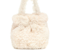Tote Grace Small aus Shearling