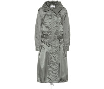 Verzierter Mantel aus Nylon
