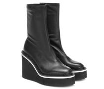 Ankle Boots Bliss aus Leder