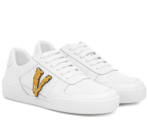 Sneakers Ilus Virtus aus Leder