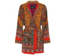 Jacke aus Wolle