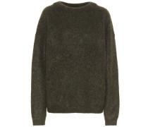 Pullover Dramatic mit Wollanteil