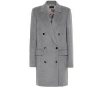 Mantel Elkins aus einem Wollgemisch