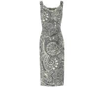 Bedrucktes Kleid Verusca aus Baumwolle