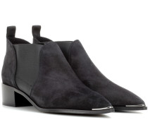 Ankle Boots Jenny aus Veloursleder
