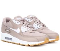 Sneakers Air Max 90 mit Leder
