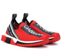 Sneakers Sorrento aus Jersey