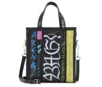 Shopper Bazar XS aus Leder