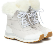 Ankle Boots Adirondack lll aus Leder