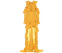 Robe aus Seide