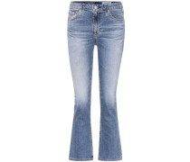 Flared Jeans The Jodi Crop