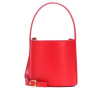 Bucket Bag Bisset aus Leder