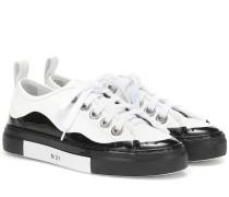 Sneakers Gymnic aus Leder