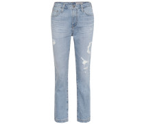 High-Rise Straight Jeans The Isabelle