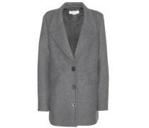 Mantel aus Wollgemisch