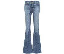 High-Rise Flared Jeans Valentina