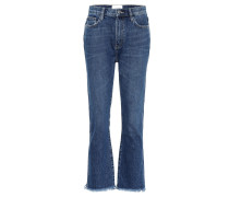 High-Rise Jeans Kick