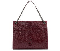 Shopper Large Niki aus Leder